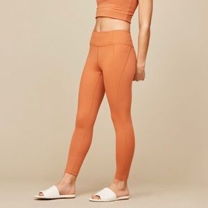Girlfriend Collective Apricot Leggings